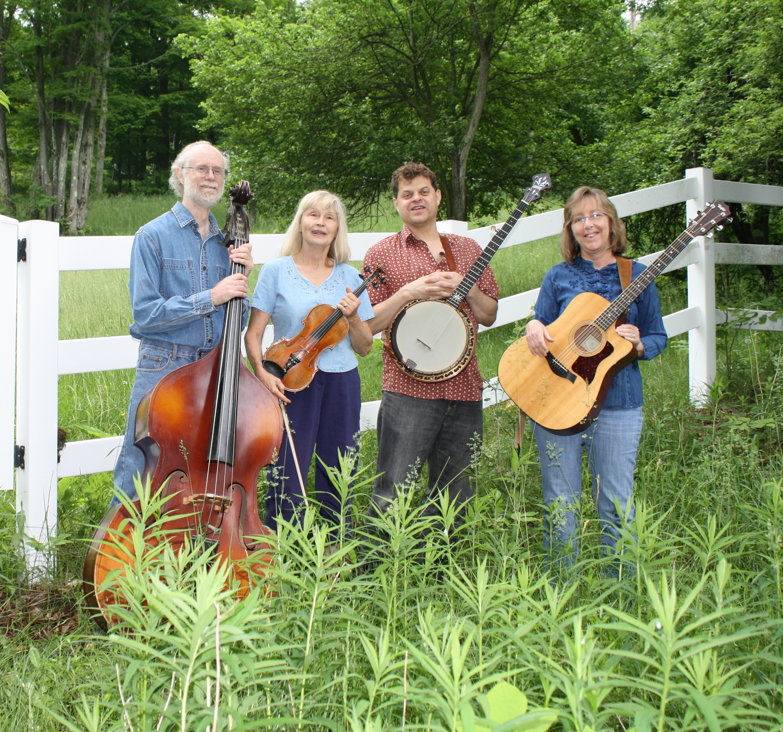 Tioga Trails hosts Brackney String Band on May 17
