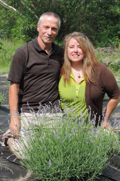 Apalachin's Lavendel Fields is a labor of love