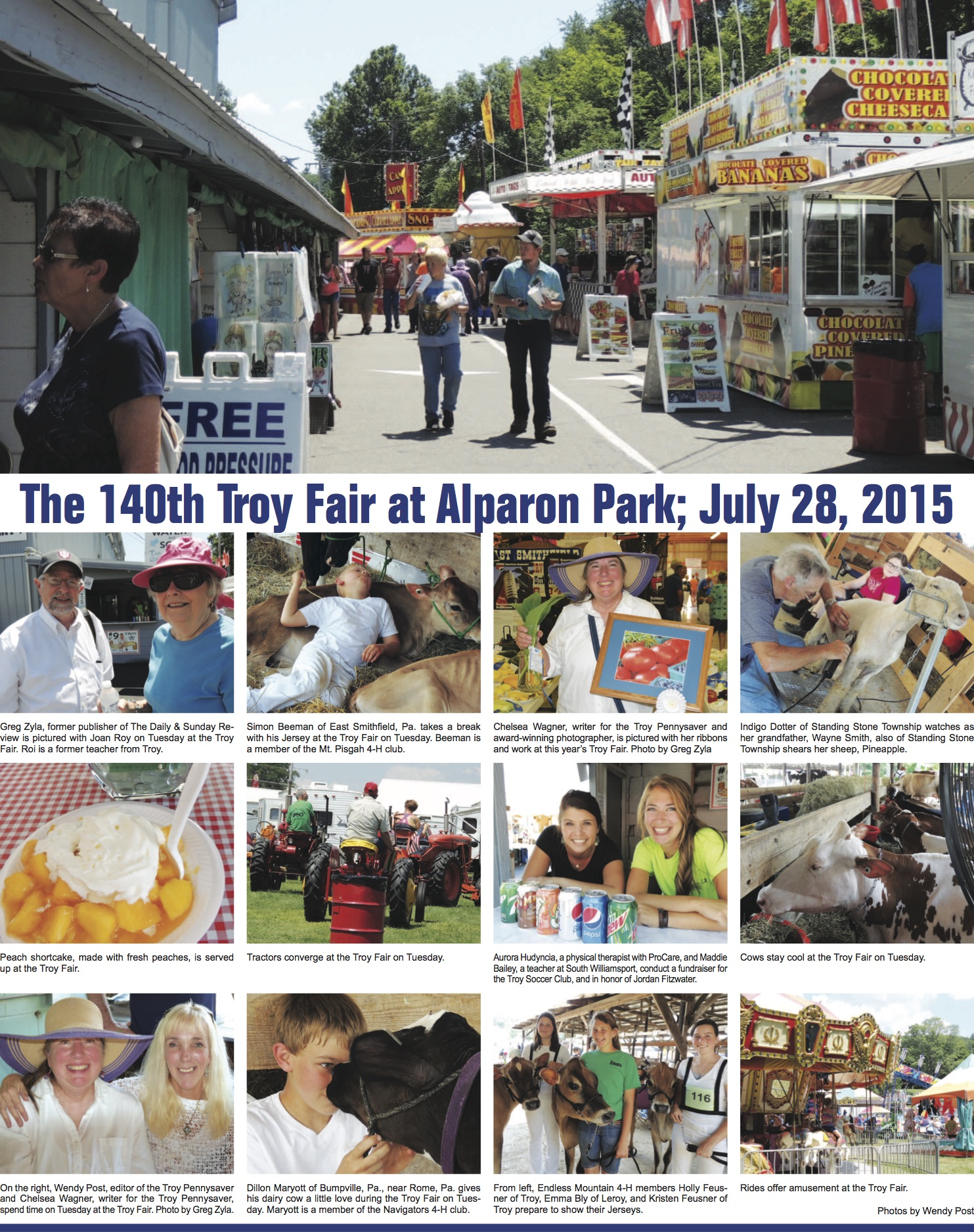 Troy Fair Photo Page
