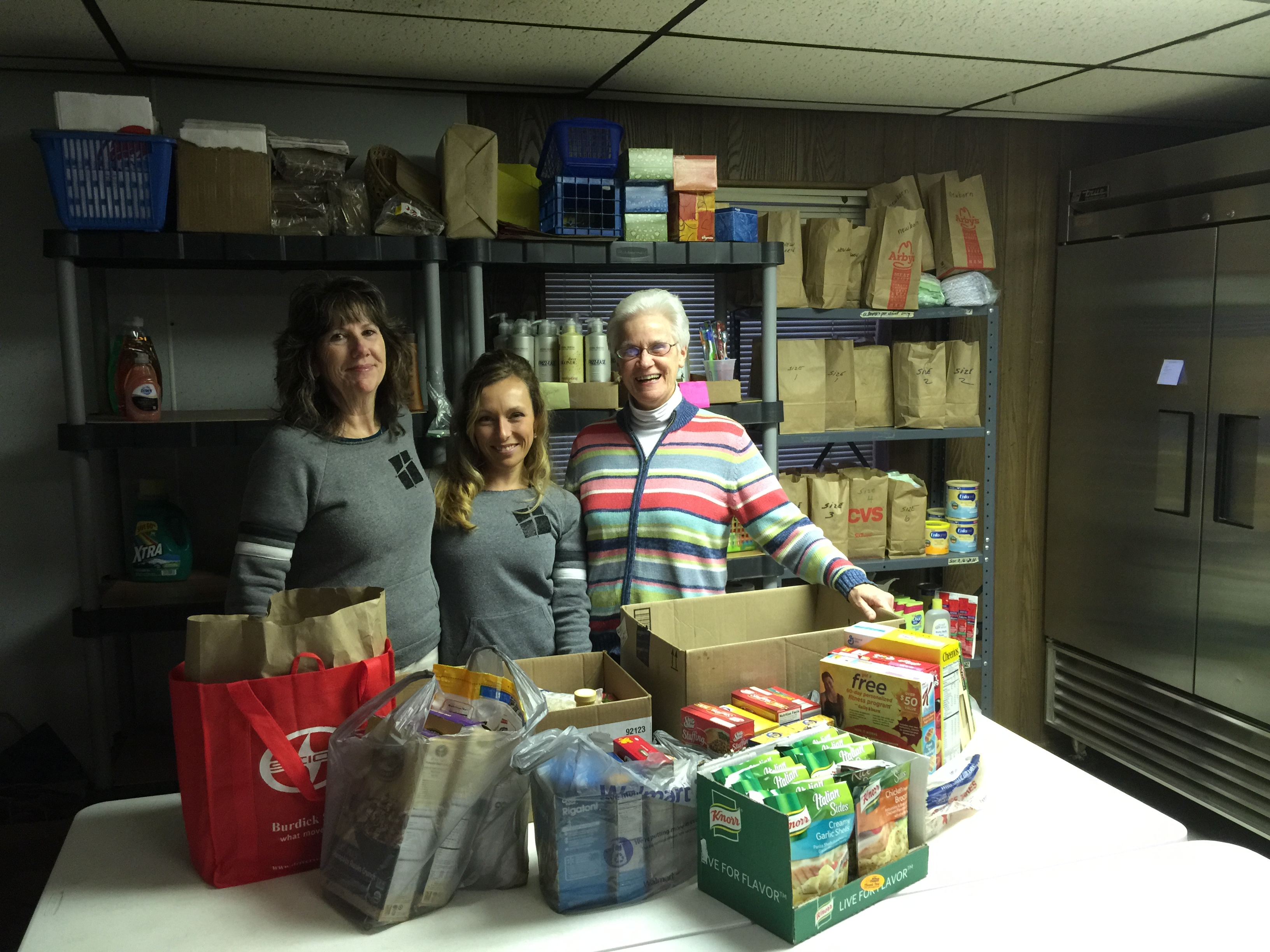 TCRM receives 'Planksgiving' gift from Four Seasons Fitness