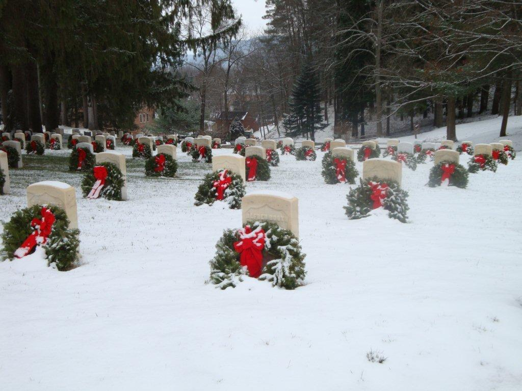 Wreaths Across America to take place December 12