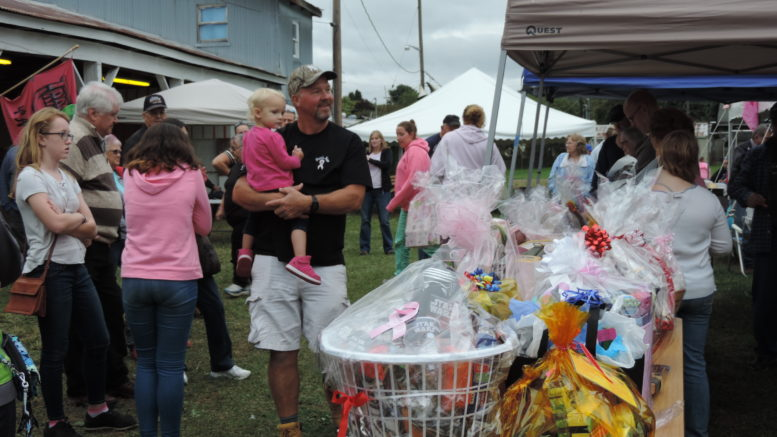 Photos from Traci's Hope event, held Saturday, Oct. 1, 2016 at the Firemen's Field in Apalachin, N.Y.