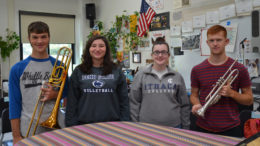 OFA students earn music honors
