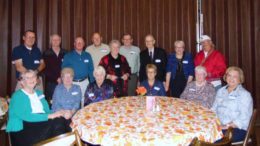 Class of 1957 holds reunion
