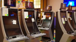 First wave of new slot machines arrives at Tioga Downs