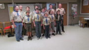'Not Just a Walk in the Park' donates to local scout troops