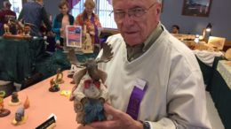 Woodcarvers highlight the annual Candor Fall Festival
