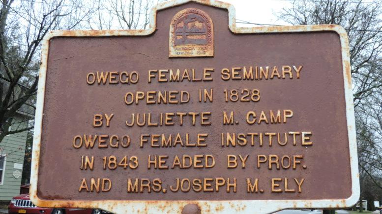 New York's suffrage anniversary puts spotlight on notable Tioga County women