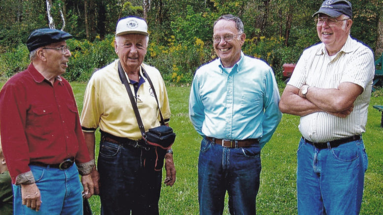 Newark Valley Historical Society pays tribute to Clark Smith; will plant memorial tree this year