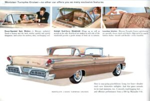 Collector Car Corner - 1958 Mercury Montclair Turnpike Cruiser restoration