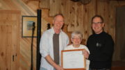 Dave Woodburn receives President's Lifetime Achievement Award for volunteerism