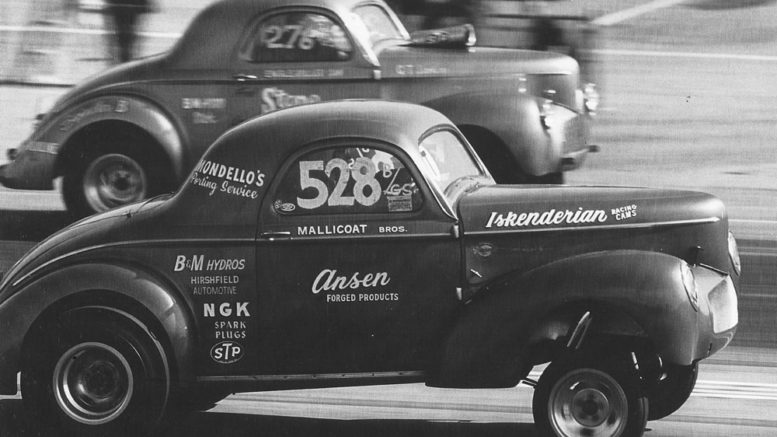 Collector Car Corner - More on the Willys car company and those wild Willys drag cars