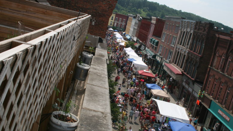 Plans are underway for Owego's Strawberry Festival