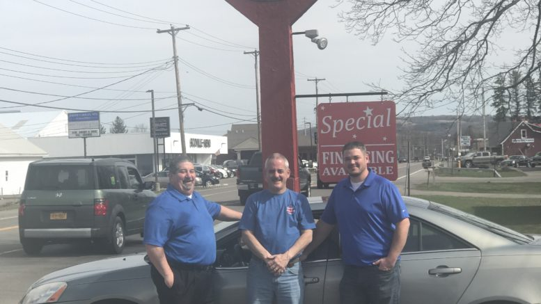 Owego Hose Teams to raffle used car and other items