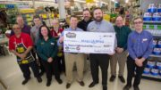 Valu Home Centers 'Make A Change Campaign' nets $10,850 for Make-A-Wish