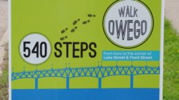 'Walk Owego' puts a healthy spin on Lake Street project