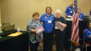 VFW Auxiliary awarded Circle of Excellence