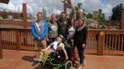 Make-A-Wish® and Animal Adventure Park grant Ohio boy's wish