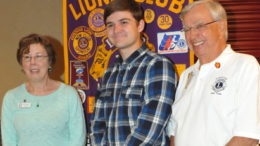 Apalachin Lions Club awards scholarship for 2017