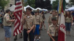Strawberry Fest success depends on volunteers like Owego's Boy Scout Troop 60