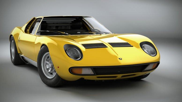 Collector Car Corner - Lamborghini history a unique, surprising sports car story