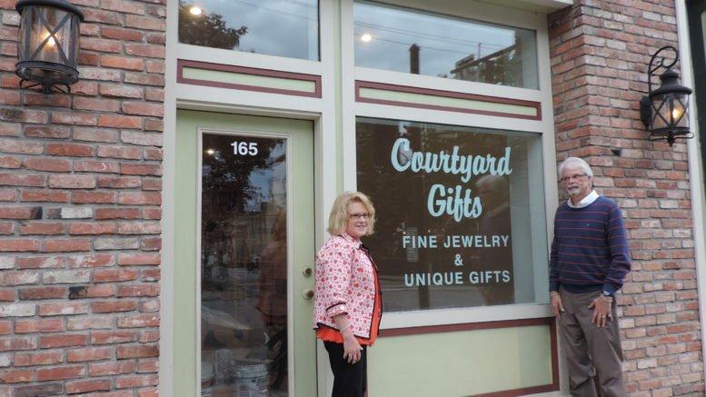 Courtyard Gifts brings fresh flair to Owego's Main Street