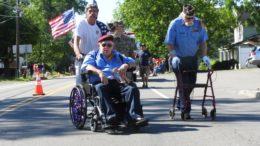 Candor Fourth of July Parade - 2017