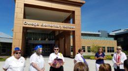 VFW Auxiliary celebrates Flag Day
