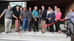 OA Schools dedicate new district offices