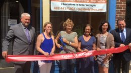 Chamber welcomes Yoga Body Shop at new location