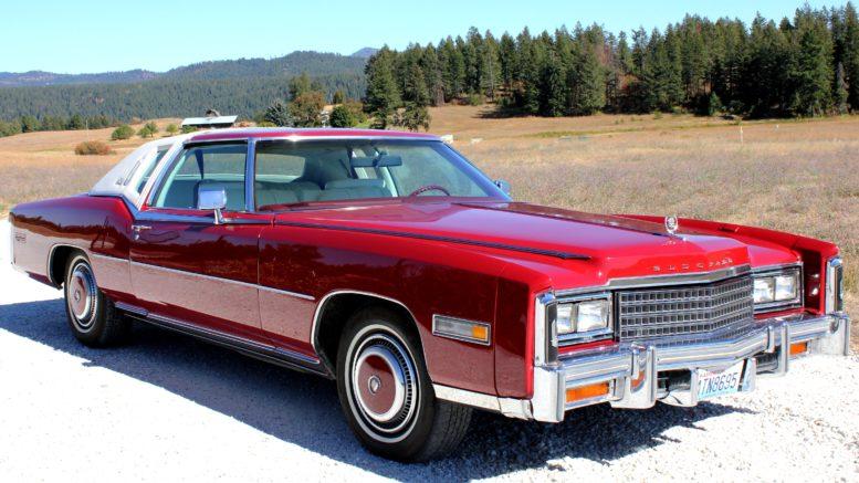 El Dorado Car >> Collector Car Corner Cadillac Eldorado Biarritz Owner Seeks Info