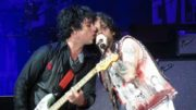 Wreckless Marci front man shares the stage with Green Day during New Jersey show