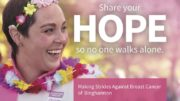 American Cancer Society Making Strides Against Breast Cancer Walk set for October 15