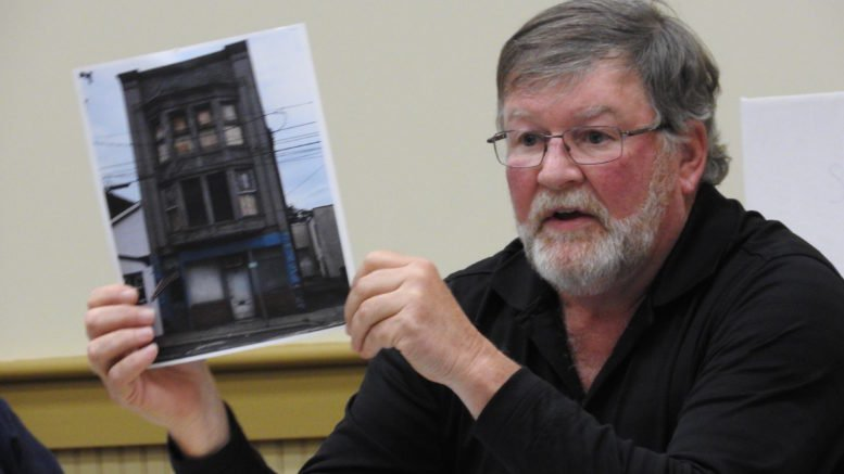 Fate of historic preservation commission tabled until November