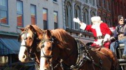 Holiday Showcase kicks off the holiday season in downtown Owego!