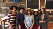 Hat's off to the suffrage committee