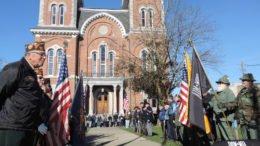 Veterans honored at Owego ceremony