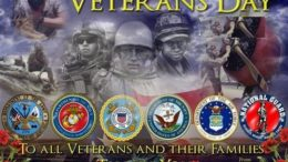 Veterans Day honors all who served