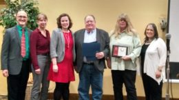CCE Tioga holds Annual Dinner and Meeting