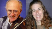 Albany Fiddler featured in Owego Christmas Contradance