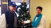 TSB donates to Veterans Memorial in Candor
