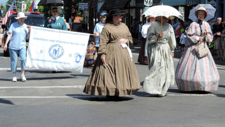 Daughters of Union Veterans of the Civil War reach out for new members