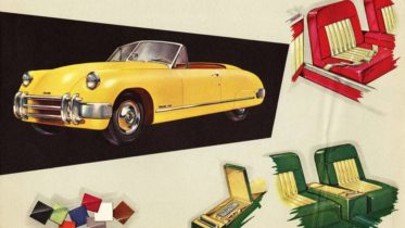 Collector car Corner - Earl 'Madman' Muntz, his Muntz Jet and 4-Track Tape Player
