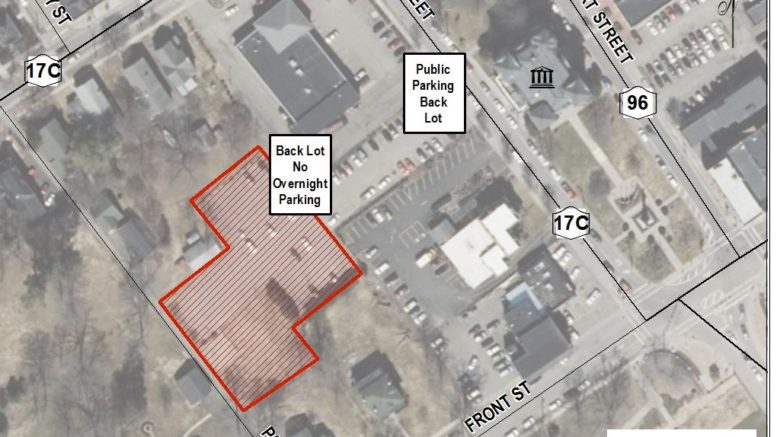 More on available parking in Owego
