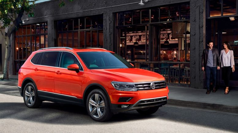 Test Drive - All-New 2018 Volkswagen Tiguan SEL Premium