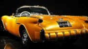 Collector Car Corner - Special gold paint 1963 Chevrolet Impala