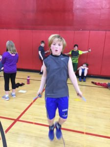Jump rope for your heart!
