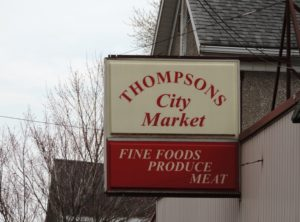 Thompson's Grocery to close after a remarkable run