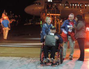 Honor Flight takes veterans on a journey to Washington, D.C.