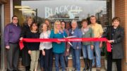 Black Cat Gallery welcomes First Friday at their new location